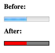 webkit-progress