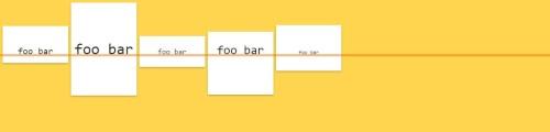 flexbox-align-items-baseline