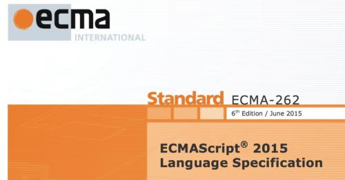 ECMAScript-2015