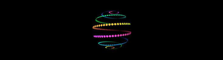 Закрученная спираль