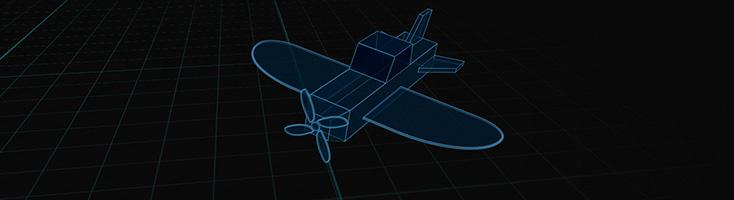 3D-самолёт