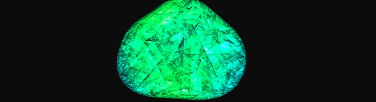 Сфера из кристалов