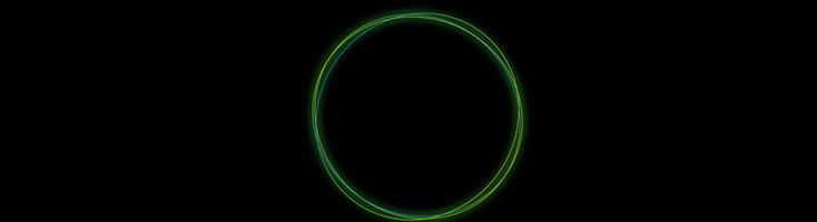 Неоновые круги