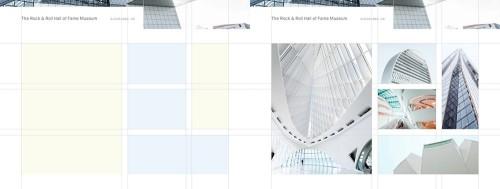 Пример раскладки на CSS-гридах