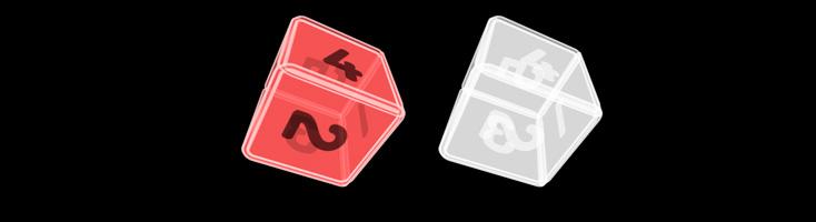 Анимация игральных костей на CSS