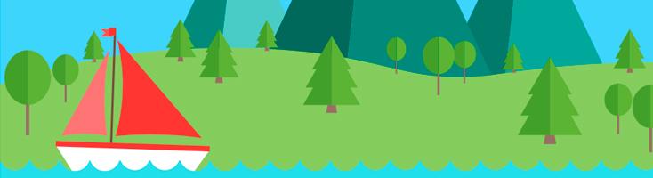 Этапы формирования заказа на CSS с анимацией