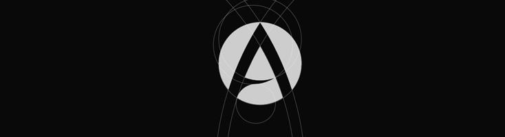 Анимация прорисовки логотипа