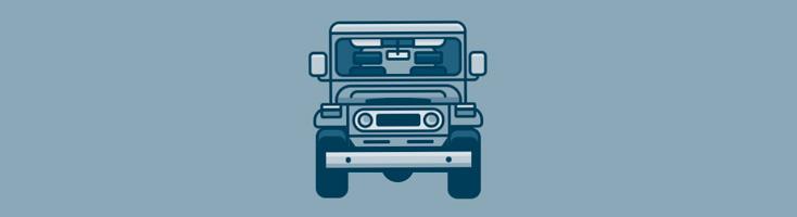 Машина на CSS