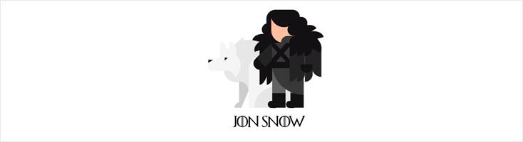 Джон Сноу на CSS