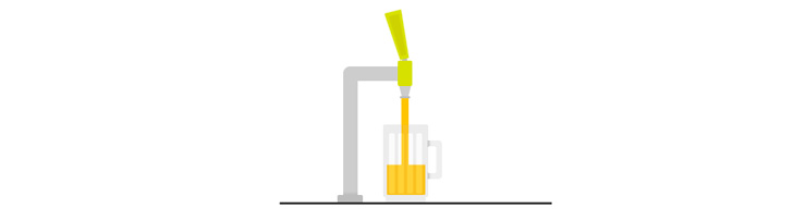 CSS-анимация с пивом
