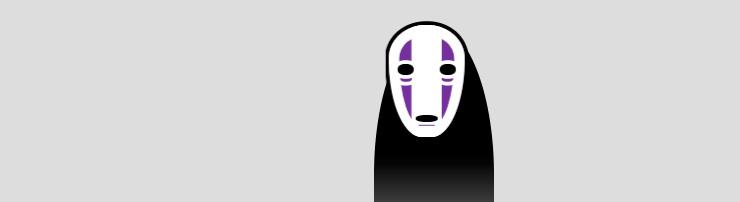 Безликий из аниме Унесённые призраками