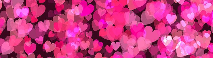 Миллионы сердечек