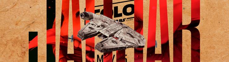 Постер к фильму Соло: Звездные войны