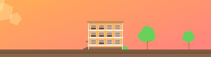 Дом с растущей крышей