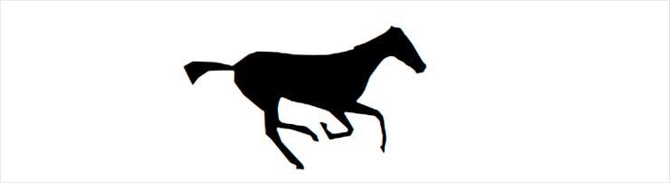 Лошадь в движении Эдварда Мейбридж