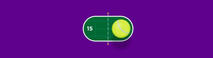 Переключатель в виде теннисного мяча