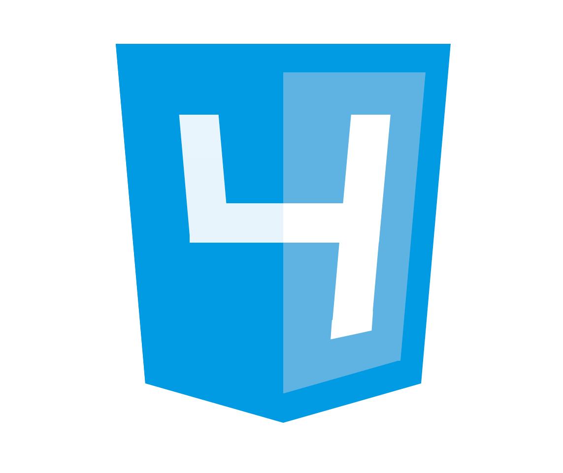 неофициальный логотип CSS4